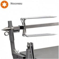 Tournebroche Méchoui Rotissoire 30kg NEUF